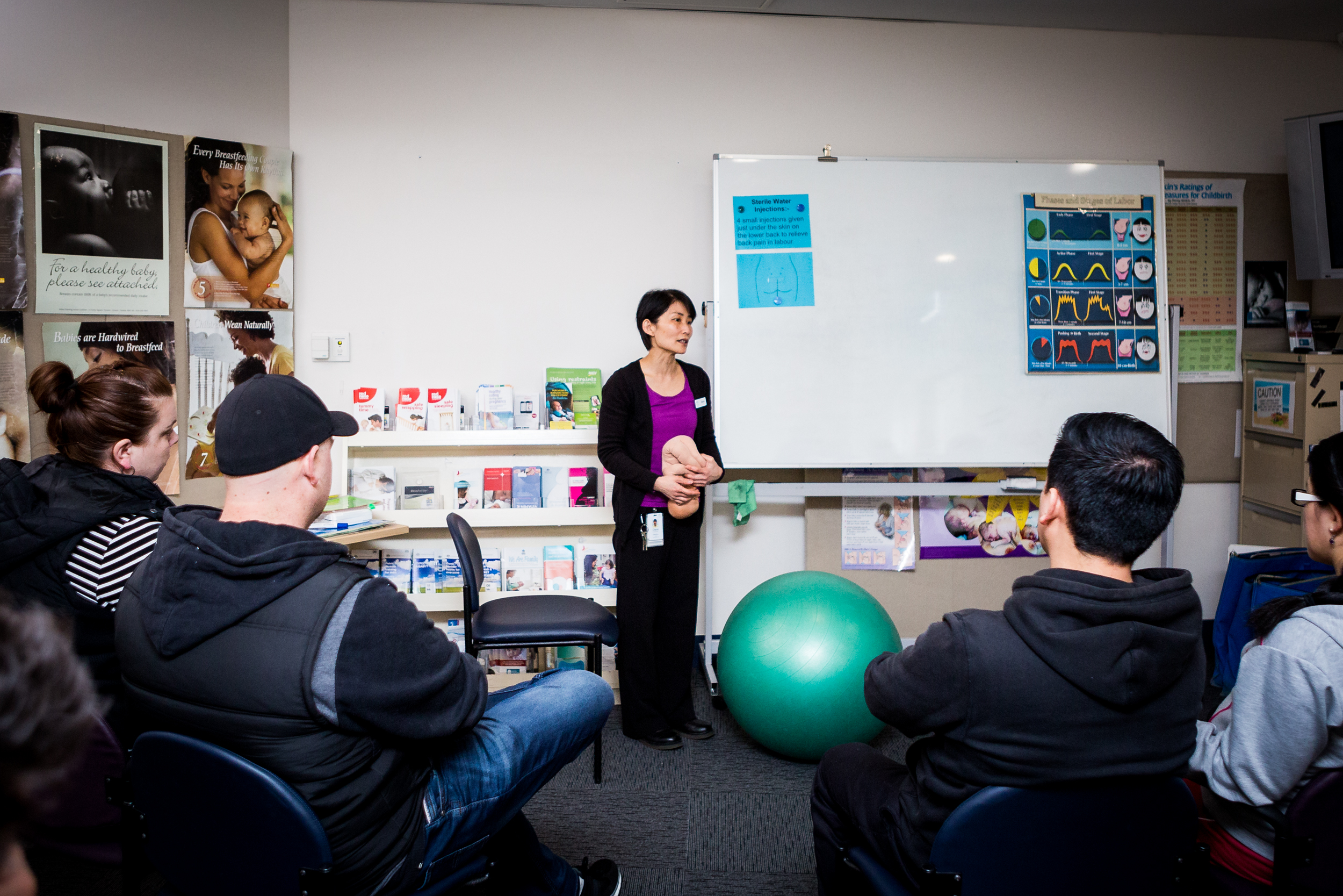 Education and training - Mercy Health Services